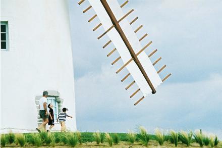 Le moulin - Port de Jard, Vendée, La Roche sur Yon